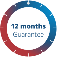 repair 12 months Guarantee